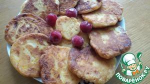Как готовить Творожно-тыквенные сырники за 15 минут простой пошаговый рецепт с фото
