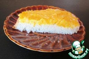 Рецепт Абрикосовое масло с апельсиновым ароматом