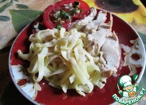 Рецепт Курина грудка в соевом соусе