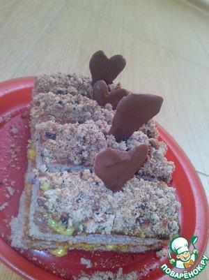 Рецепт Шоколадно-апельсиновые пирожные