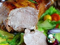 Голень индейки с ароматом барбекю-маринада ингредиенты