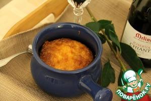 Рецепт Суфле из грибов и шпината