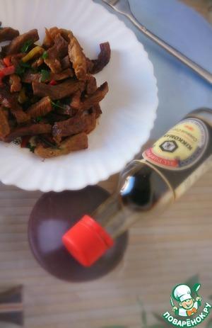 Рецепт Мясо по-тайски