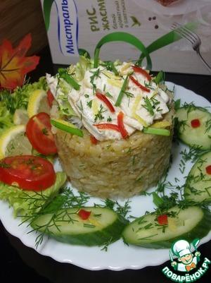 Отварная скумбрия с рисом вкусный рецепт приготовления с фото пошагово как приготовить