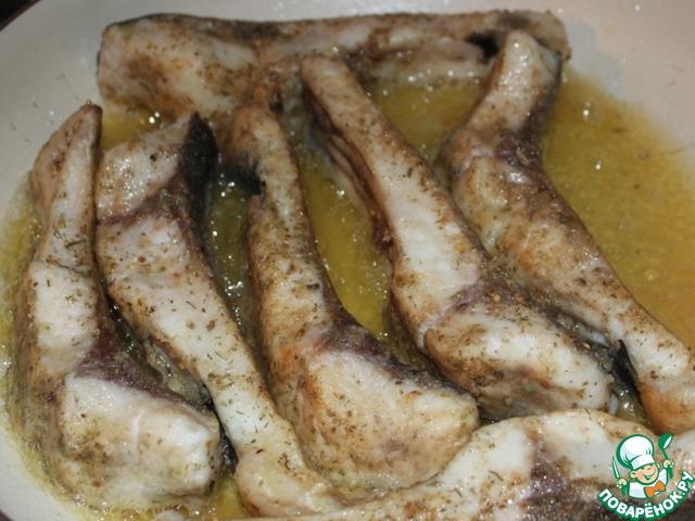 Толстолобик в кляре рецепт с фото