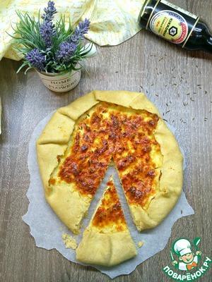 Рецепт Галета с козьим сыром