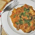 Гуляш по-домашнему в мультиварке - кулинарный рецепт