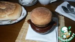 Рецепт Жаркое в горшочках из индейки с грибами