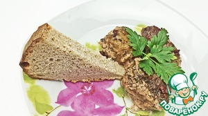 Рецепт Говядина в сливках
