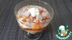 Рецепт Десерт кофе с рикоттой