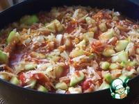 Овощное рагу ингредиенты