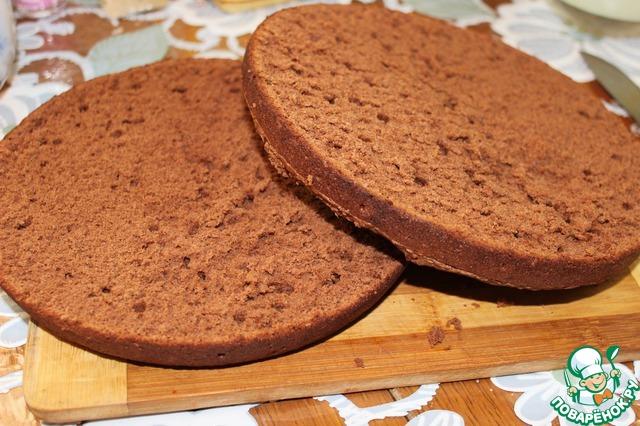 Торт ольга рецепт с фото пошагово
