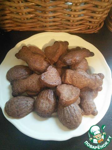 печенье формочками рецепты в духовке фото