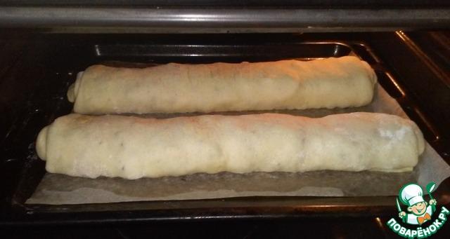 Слоеное тесто в домашних условиях для штруделя