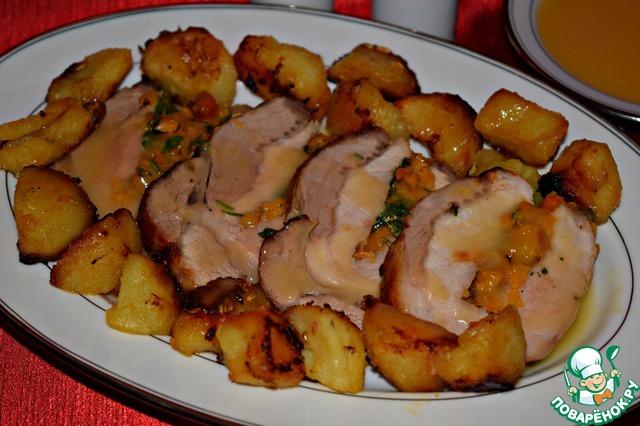 Что приготовить из картошки и мяса рецепт с пошагово
