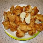 Цветная капуста в кляре - кулинарный рецепт