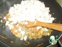 Суп с шампиньонами и цветной капустой ингредиенты