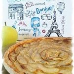 Классический французский яблочный тарт