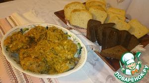 Рецепт Тефтели с кабачками