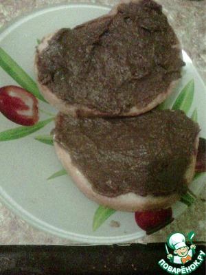 Рецепт Шоколадная паста Нутелла