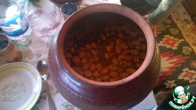 Как приготовить Бограч по-закарпатски простой рецепт приготовления с фото пошагово #11