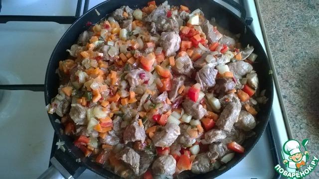 Как приготовить Бограч по-закарпатски простой рецепт приготовления с фото пошагово #5