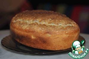 Рецепт Белый хлеб обыкновенный