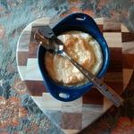 """Сырное суфле """"Завтрак для влюбленных"""""""