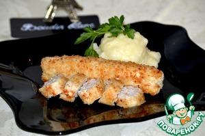 Рецепт Белые колбаски
