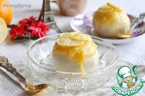 Рецепт Запеченные яблоки с нежным кремом