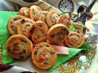 Французские булочки с заварным кремом ингредиенты