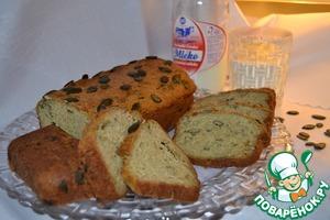 Рецепт Бездрожжевой хлеб для спортсменов