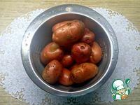 Картофельное пюре по рецепту Жоэля Робюшона ингредиенты