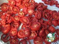 """Вяленые помидоры """"Дачные"""" ингредиенты"""
