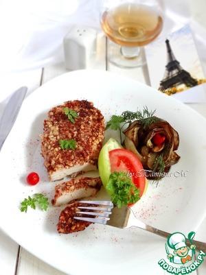 Рецепт Грудка в панировке по-французски