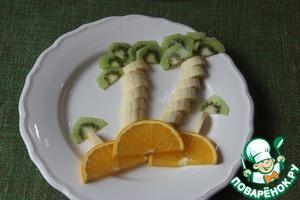 Рецепт Вкусные и красивые блюда для Ваших деток