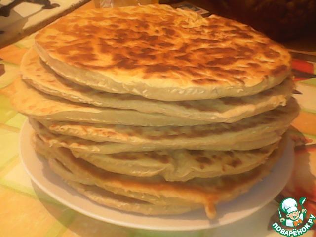 Торт на сковороде со сгущенкой  пошаговый рецепт