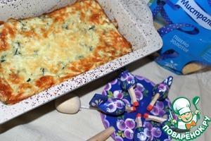 Рецепт Испанский омлет с пшеном