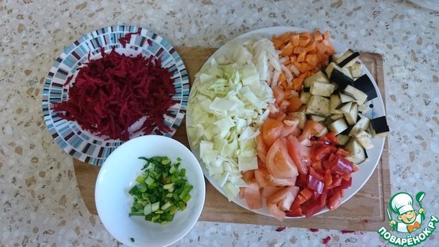 Как приготовить Борщ для правильного питания домашний рецепт с фотографиями пошагово #3