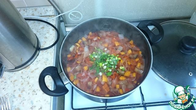 Как приготовить Борщ для правильного питания домашний рецепт с фотографиями пошагово #5