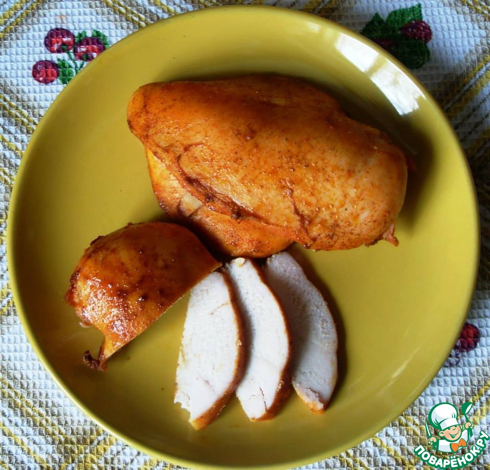 Пасторма из курицы рецепт