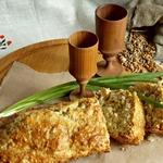 Творожно-отрубной хлеб