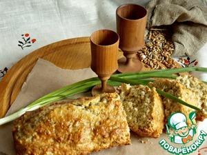 Рецепт Творожно-отрубной хлеб