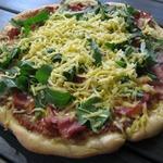 Итальянская пицца по-домашнему