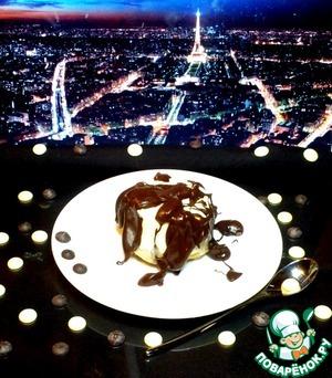 Как готовить Пудинг в белом шоколаде пошаговый рецепт с фотографиями на Новый Год