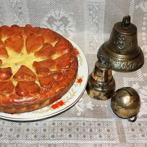 """Рецепт Пирог """"Сердечный"""""""