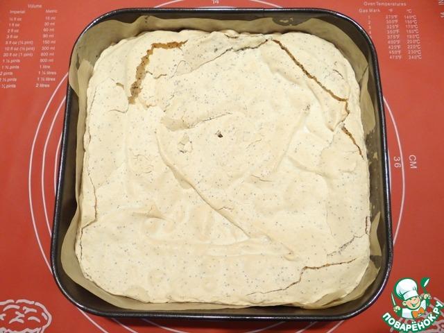 Медовик с манным кремом рецепт с пошагово