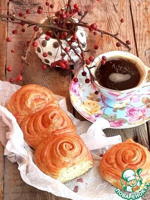 Рецепт Кардамонные булочки