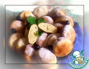 Рецепт Нежные апельсиновые кексики с корицей