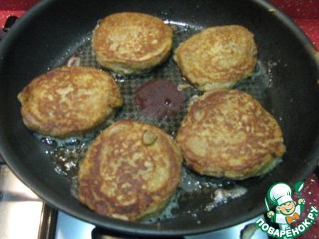 Ржаные оладьи с кленовым сиропом вкусный рецепт приготовления с фото пошагово как готовить #5